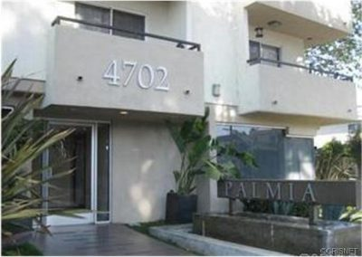 4702 Fulton Ave. #101, Sherman Oaks