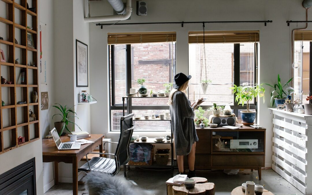 How to Create a Workspace for Your Home-Based Business